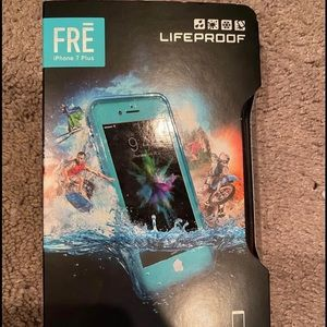 Life proof case for iPhone 7/8 plus
